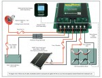 Wiring Diagram for the DC2DC30 Enerdrive